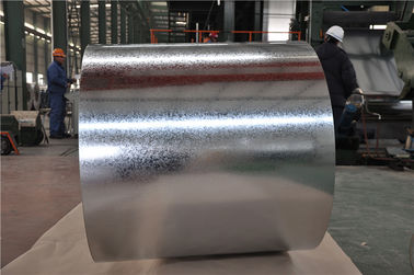 China 60 - 275g /m2 Hot Dipped Galvanized Steel Coil With ASTM A653 / SGCC / DX51D supplier